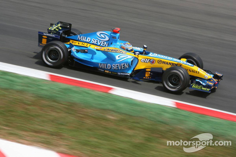 2006: Fernando Alonso, Renault R26