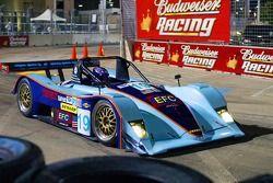 #19 Van der Steur Racing Lola B2K/40 AER: Gunnar van der Steur, Ben Devlin