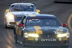 #98 Pacific Coast Motorsports Pontiac GTO.R: Ross Thompson, Boris Said