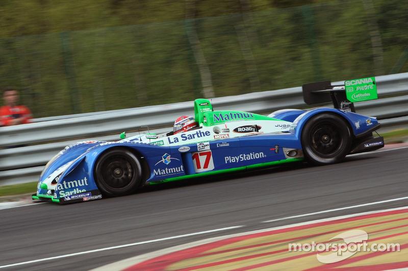 Saison 2006 - LMP1