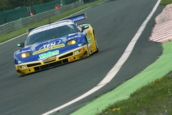 #71 PSI Experience Corvette C5-R: David Halliday, Fred Bouvy, Romain Bera