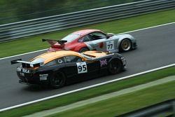 #95 Racesport Peninsula TVR TVR Tuscan T 400R: Richard Stanton, John Hartshorne, Nigel Greensall