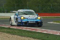 #78 Autorlando Sport Porsche GT3 RSR: Gunnar Kristensen, Allan Simonsen, Jens Edman