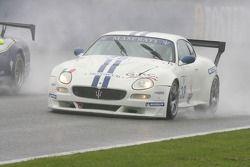 #38 GPC Sport Maserati Gransport Light: Paolo Cutretra, Guiseppe Arlotti