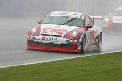 #2 Larbre Competition Porsche 997 GT3 Cup: Guillaume Semioli, Gerard Tonelli