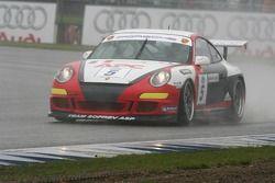 #5 SOFREV - Auto Sport Promotion Porsche 997 GT3 Cup: Jean-Luc Beaubelique, Gilles Chatelain