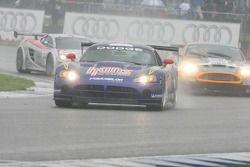 #29 Pouchelon Racing Dodge Viper Coupe: Anthony Reid, Gilles Duqueine