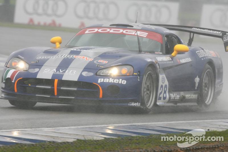 #28 Racing Box Dodge Viper Coupe: Bruno Corradi, Adriano Basso