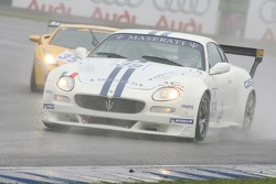 #39 GPC Sport Maserati Gransport Light: Bruno Barbaro, Fabrizio Gini