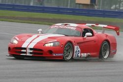 #12 Racing Logistic Dodge Viper Coupe: Frederic Makowiecki, Jean-Yves Adam