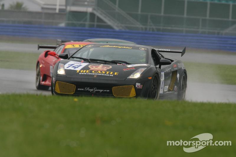 #14 Reiter Engineering Lamborghini Gallardo GT3: Jurgen von Gartzen, Marius Ritskes