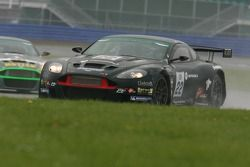 #22 Barwell Motorsport Aston Martin DBRS9: Tiff Needell, Tom Alexander