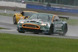 #23 BMS Scuderia Italia Aston Martin DBRS9: Marcello Zani, Massimiliano Mugelli