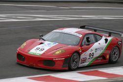 Eau Rouge - #99 Virgo Motorsport Ferrari F430 GT: Dan Eagling, Tim Sugden, Ian Khan