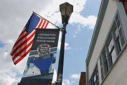 Lexington accueille les fans
