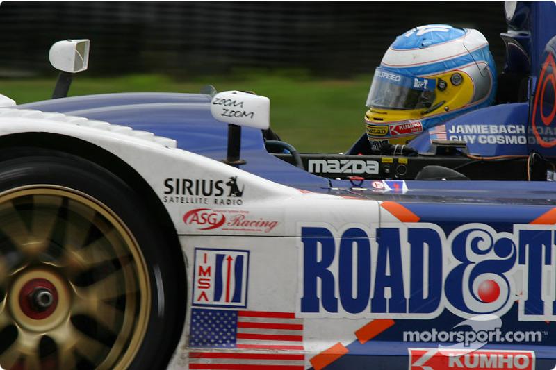 #8 B-K Motorsport Courage C65 Mazda: James Bach, Guy Cosmo