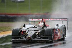 #2 Audi Sport North America Audi R8: Rinaldo Capello, Allan McNish a des ennuis dans le premier tour