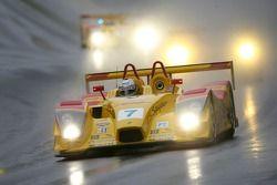 #7 Penske Motorsports Porsche RS Spyder: Timo Bernhard, Romain Dumas