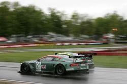 #007 Aston Martin Racing Aston Martin DB9: Tomas Enge, Darren Turner, #009 Aston Martin Racing Aston