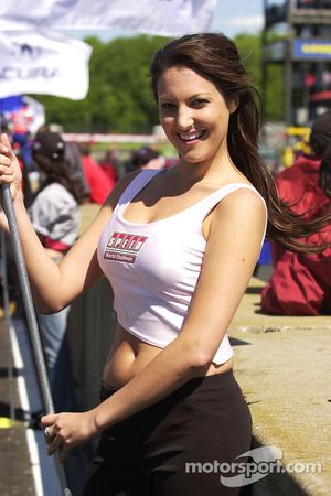 Lovely Speed girl