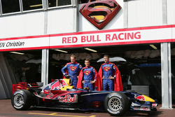 Рекламная акция Red Bull Racing в Монако к фильму