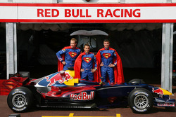 Red Bull Racing onthult de speciale Monaco