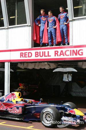 Red Bull Racing dévoile l'édition spéciale