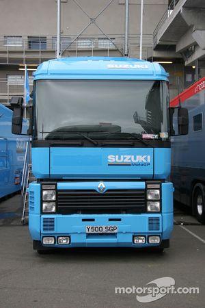 Teamtransporter: Suzuki