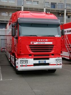Teamtransporter: Ducati