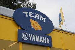 Гостеприимство команды Yamaha Factory