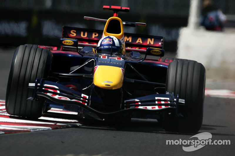 David Coulthard - 246 Grands Prix