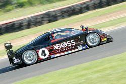 #4 Howard - Boss Motorsports Pontiac Crawford: Andy Wallace