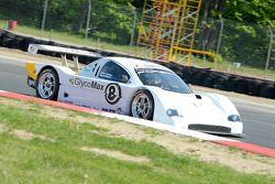 #8 Synergy Racing Porsche Doran: Ricky Rudd, Brian Frisselle