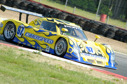 #97 Cyberspeed Racing Pontiac Riley: Skip Cummins