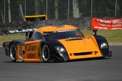 #75 Krohn Racing Ford Riley: Tracy Krohn, Nic Jonsson, #76 Krohn Racing Ford Riley: Jorg Bergmeister
