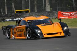 #75 Krohn Racing Ford Riley: Tracy Krohn, Nic Jonsson, #76 Krohn Racing Ford Riley: Jorg Bergmeister, Colin Braun