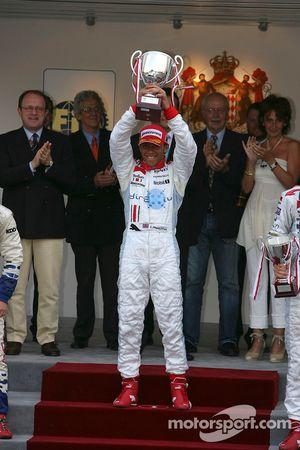 Lewis Hamilton race winner