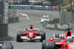 Start: Michael Schumacher