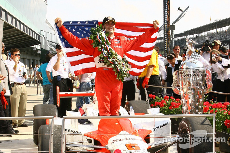 #90 Sam Hornish Jr. 2006