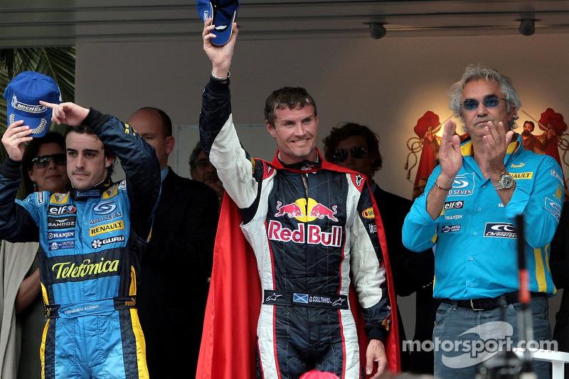 31- Fernando Alonso, 1º en el GP de Mónaco 2006 con Renault