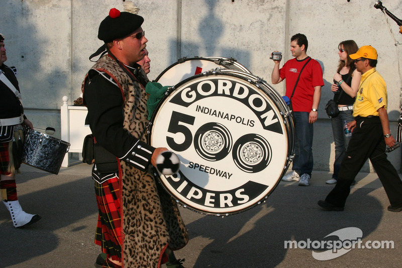 Les Gordon Pipers, une tradition Speedway