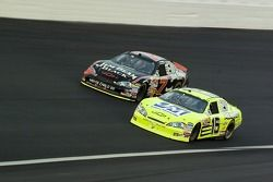 Paul Menard et Robby Gordon