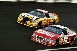 Carl Edwards et Dave Blaney