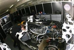L'équipe Racing for Holland au travail