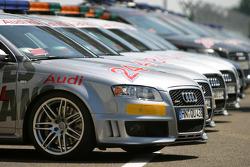Véhicules de service Audi