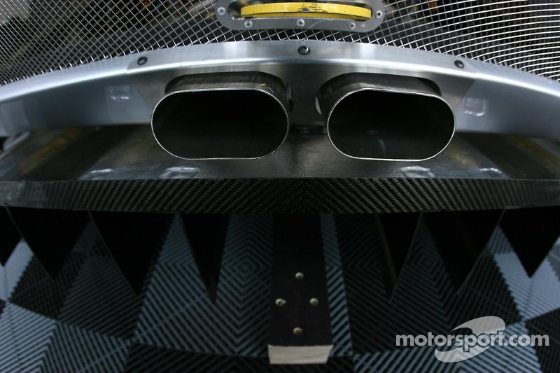 Détail de la Acemco Motorsports Saleen S7R