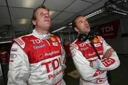 Frank Biela et Marco Werner