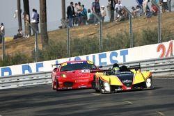 #30 Welter Gerald WR Peugeot: Julien Briché, Frédéric Hauchard, Patrice Roussel