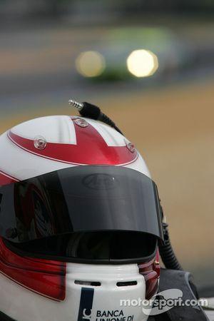 Helmet of Gabriele Gardel