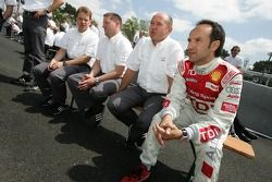 Audi Sport Team Joest photoshoot: Marco Werner